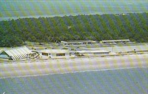 Georgia Jekyll Island Aerial Of Jekyll Island