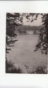 BF25562 auvergne lac pavin les grandes falaises france  front/back image