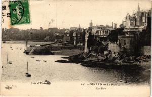 CPA Cote d'Emeraudé - DINARD - Le Port - The Port (298293)