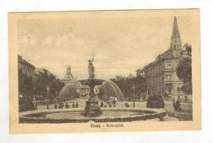 Bonn, Germany, PU-1924  Kaiserplatz