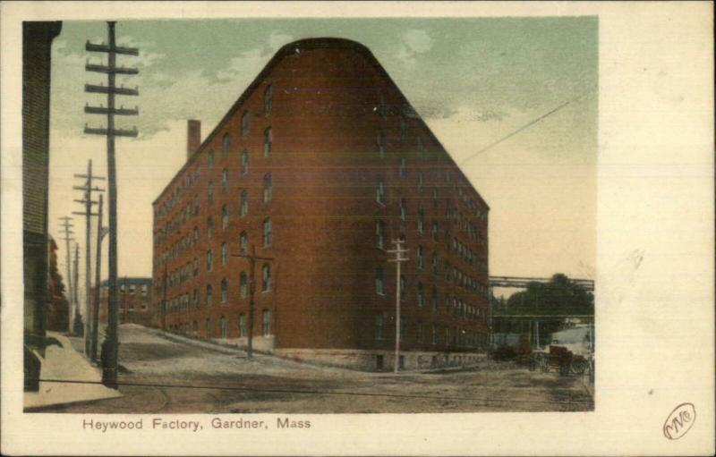 1910 Used Postcard