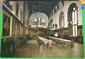 England The Great Hall Durham Castle - unposted