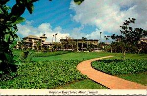 Hawaii Maui Kapalua Bay Hotel
