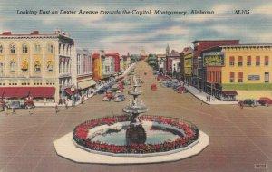 MONTGOMERY , Alabama , 1930-40s ; Dexter Avenue