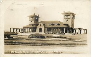 Kansas City Missouri~Shelter House Swope Park~Real Photo Postcard 1910