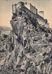 CORTE, Haute Corse, France, 1930-1940´s; La Ctadelle