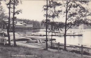 Camp Tamiment Tamiment Pennsylvania Artvue