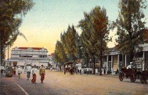 Curacao, Netherlands Antilles Post card Old Vintage Antique Postcard Soerabai...