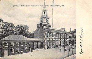 Independence Hall Philadelphia Pennsylvania, PA