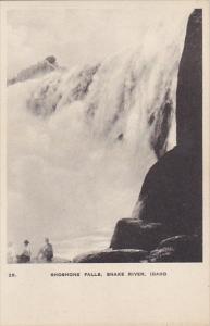 Idaho Shoshone Falls Snake River Albertype