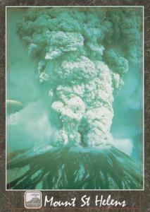 Washington Mount St Helens Eruption 1998
