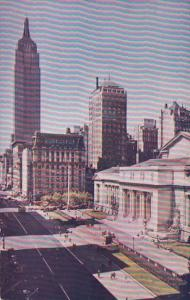 New York City The Public Library
