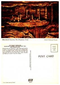 Blanchard Caverns, The Dripstone Trail, Ozark Natioanl Park, Arkansas