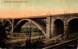 New York City The Washington Bridge