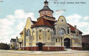 Aberdeen SD~United Methodist Episcopal Church~1908 Spanish Revival Architecture