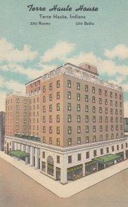 TERRE HAUTE , Indiana , 1930-40s ; Terre Haute House