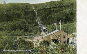MA - Holyoke. Railroad up Mt. Tom