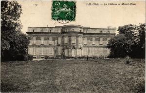 CPA FALAISE - Le Chateau de MESNIL-Riant (422577)