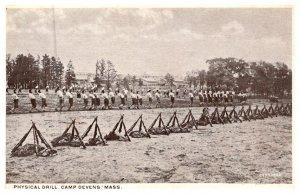 Massachusetts  Camp  Devens , Physical Drill Camp