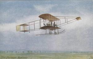 The Farman Biplane airplane, 00-10s