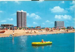 Italy, Lignano, Vita di mare, Sea Life, used Postcard