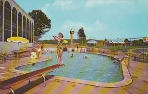 Washington D C Holiday Inn 14th Street Bridge Swimming Pool