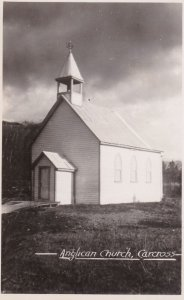 RP; CARCROSS, Yukon Territory, Canada, 10-30s; Angelican Church