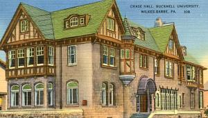 PA - Wilkes-Barre, Bucknell University, Chase Hall