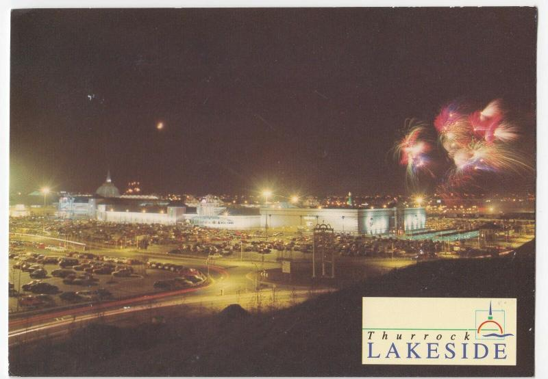 Essex; Thurrock Lakeside Shopping Centre PPC, Unposted Promotional Card