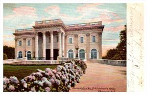 Rhode Island  Newport ,  Marble Palace , Mrs O.H. P. Belmont residence
