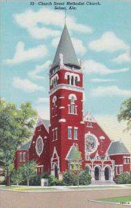 Church Street Methodist Church Selma Alabama