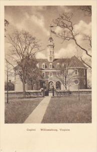Capitol Williamburg Virginia