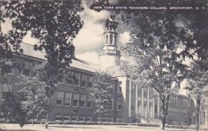 New York Brockpoart New York State Teachers College Artvue