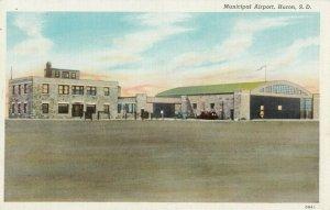 HURON , South Dakota , 1910-20s ; Airport