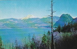Canada North Howe Sound Squamish British Columbia