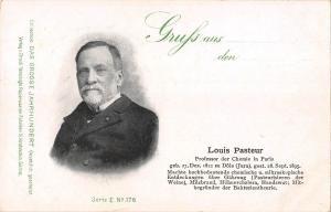 B99681 louis pasteur microbiologist chemist    famous people france