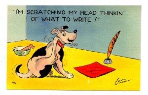Humor - Scratching My Head