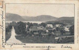 PEEKSKILL , New York , 1909 ; From Elm Street