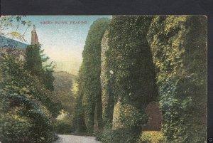 Berkshire Postcard - Abbey Ruins, Reading    V731
