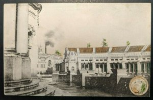 Mint Manufacturers Colonnade AK Yukon Pacific Exposition Printed Photo Postcard
