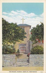 San Miguel Church , SANTA FE , New Mexico , 00-10s