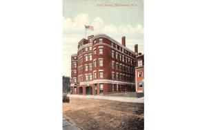 Hotel BrownMiddletown, New York