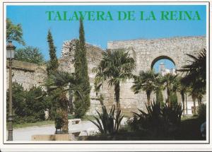 Postal 61676 : Talavera (Toledo). Antiguas Murallas
