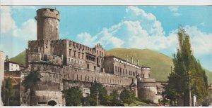Italy Trentino Alto Trento Buonconsiglio Castle Large Postcard