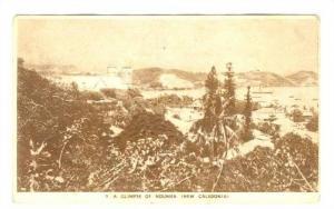 Glimpse of Noumea (New Caledonia), 1910-30s