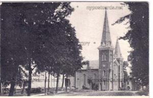 Baptist & Methodist Churches, Ovid NY