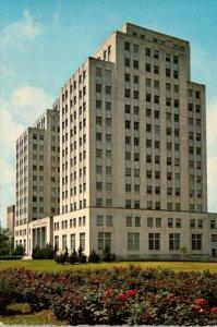 Mississippi Jackson State Office Building