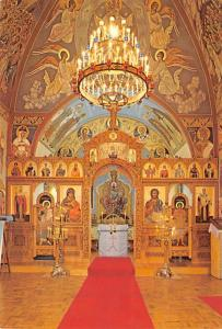 Holy Trinity Monastery - Jordanville, New York