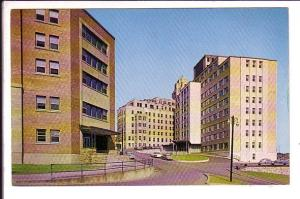 Hospital and Nurses Residence, Saint John, New Brunswick,