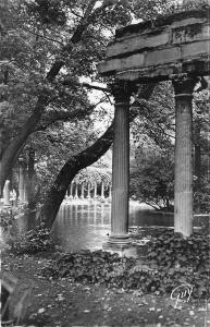 BR17877 Le parc monceau Paris  france